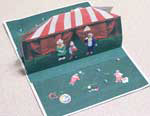 Popup Edition - The Book of Clown Baby / Figures from the Big Top - Gerry LaFemina