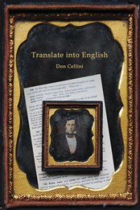 Translate into English - Don Cellini