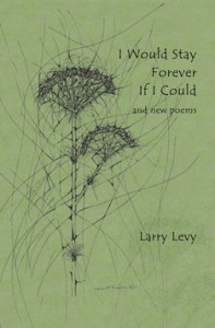 I Would Stay Forever If I Could and New Poem - Larry Levy