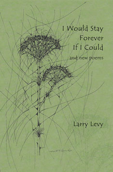 I Would Stay Forever If I Could and New Poems – Larry Levy
