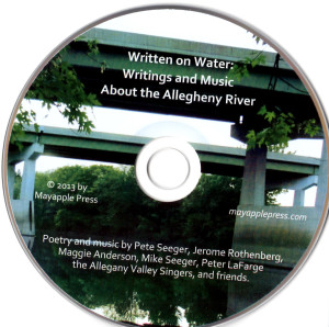 Written On Water CD