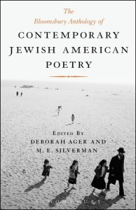 The Bloomsbury Anthology of Contemporary Jewish American Poetry front cover
