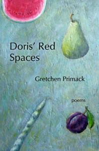 Gretchen Primack Doris Red Spaces Front Cover