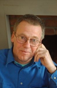 Geof Hewitt, author of The Perfect Heart