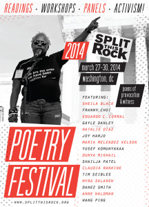 Split This Rock Poetry Festival 2014