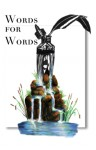 Words for Words Anthology - Front cover