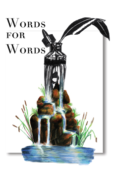 Words For Words – An anthology by kids for everyone – Edited by Eliza Siegel