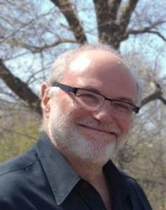 Paul Nemswer, author of Tales of the Tetragrammaton