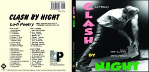 Clash by Night Anthology - cover