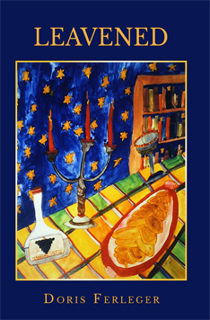 "Doris Ferleger ""Leavened"" - Front Cover"