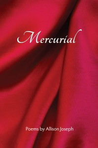 Allison Joseph - Mercurial - Front Cover