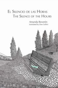 El Silencio de las Horas by Amanda Reveron translated by Don Cellini - front cover