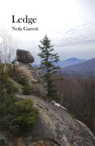 Ledge by Nola Garrett - Front cover