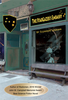 Stargazers Embassy by Eleanor Lerman front cover