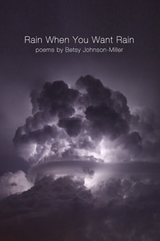 Rain When You Want Rain - Betsy Johnson-Miller