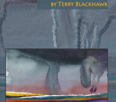 Terry Blackhawk One Less River Front cover