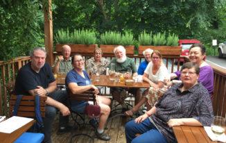 Woodstock Mayapple Writers Retreat - 2019 participants