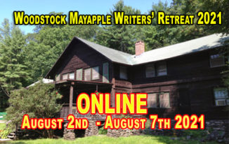 Woodstock Mayapple Wrriters' Retreat 2021 - Online